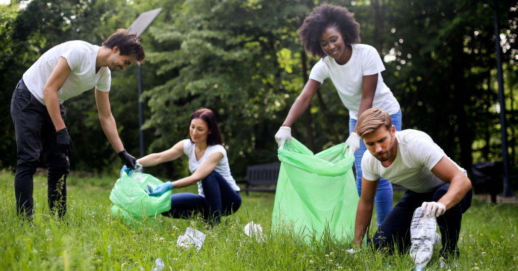 4 Ways to Help on National Cleanup Day